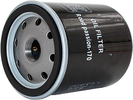 Road Passion Filtro Olio per XLH1200 SPORTSTER 73 CI 2003 XL1200S SPORTSTER SPORT 74 CI 1996-2003 XLH1200 SPORTSTER 74 CI 1988-2002