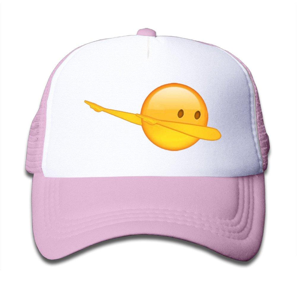 Dab Emoji Boy Special Snapbacks Mesh Visor Starter Snapback Hats Baseball Caps