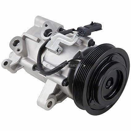 047aa8dfe38 Amazon.com  AC Compressor   A C Clutch For Jeep Liberty Dodge Nitro 3.7L V6  - BuyAutoParts 60-01992NA NEW  Automotive