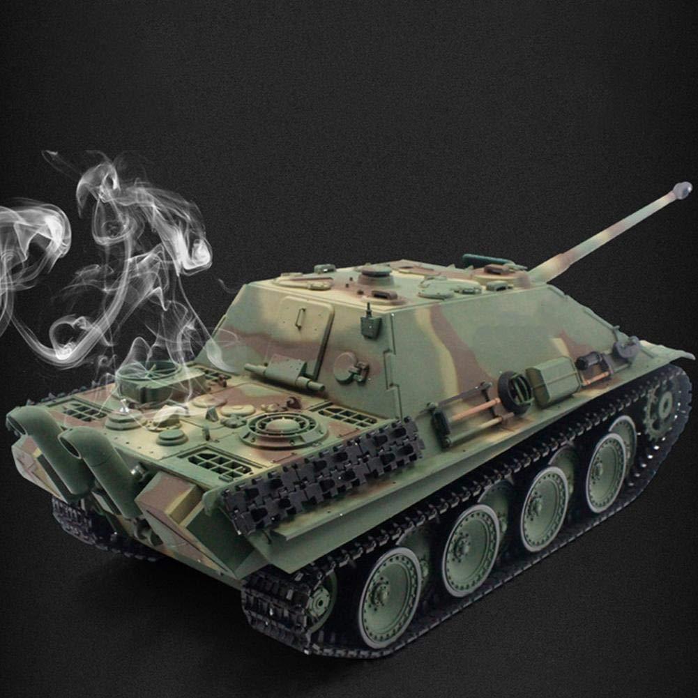 1:16 Deutsch Jagdpanther Kampfpanzer Spielzeug Geschenk f/ür Kinder Drfeify Fernbedienung Tank Spielzeug