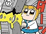 Pop Team Epic Takeshobo Popuko & Pipimi Card Game Character Storage Box Case Holder with Dividers Collection Anime Art