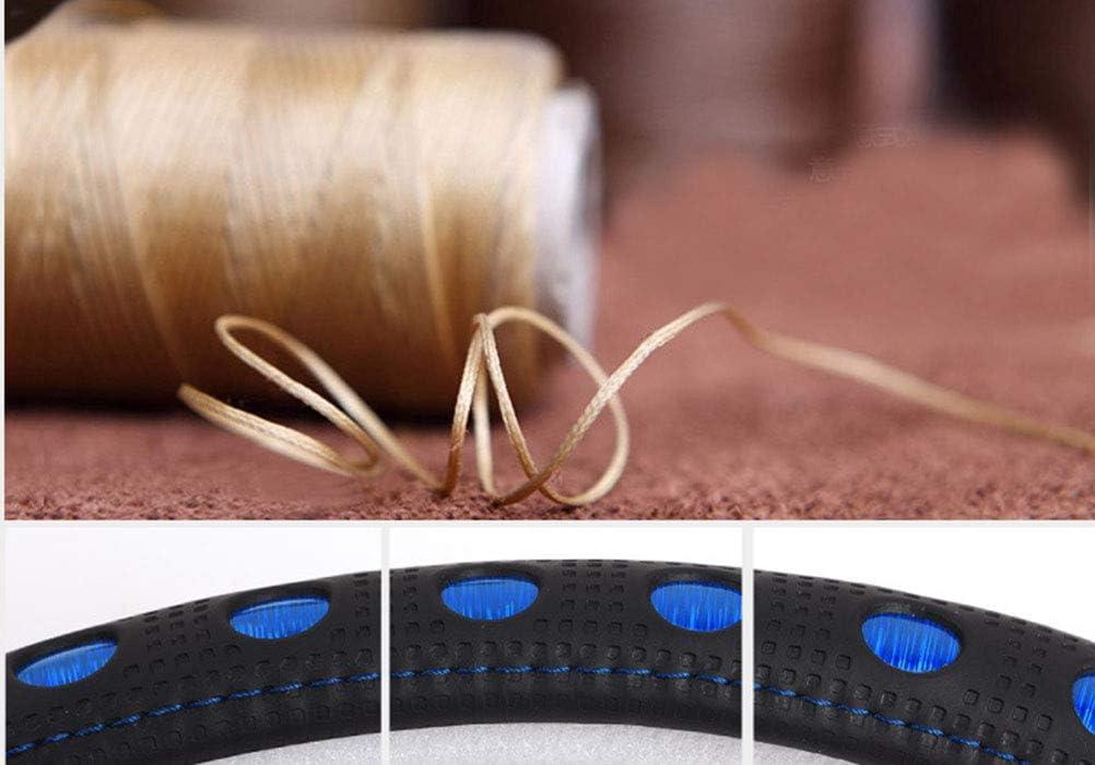 XiXiHao Colorful Steering Wheel Cover for Men Women 2018 New Cute Beautiful Blue