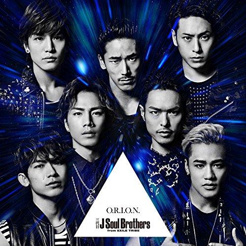 三代目 J Soul Brothers from EXILE TRIBE / O.R.I.O.N.[DVD付]