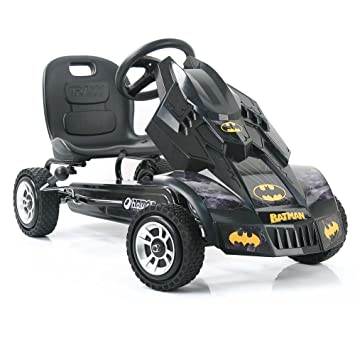 Amazon.com: Hauck de batimóvil con pedal de Go Kart ...