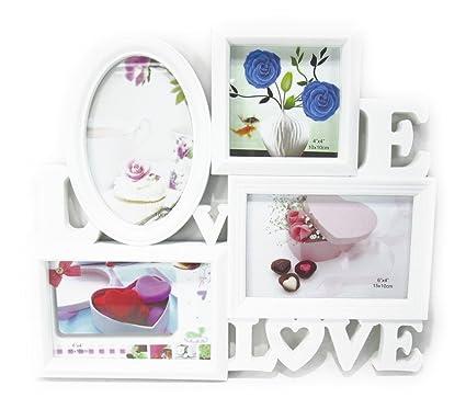 Amazon.com: Salesland Hisense LOVE & LOVE design fashionable white ...