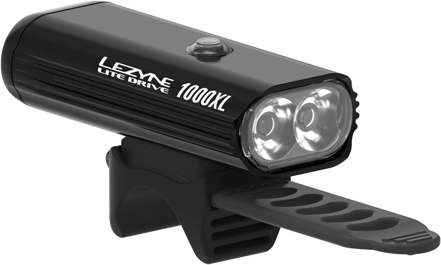 Front Bike Light Lezyne Lite Drive 800 XL Black