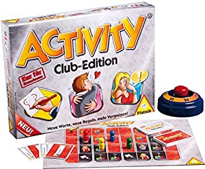Activity Club Edition ab 18 Jahren neu
