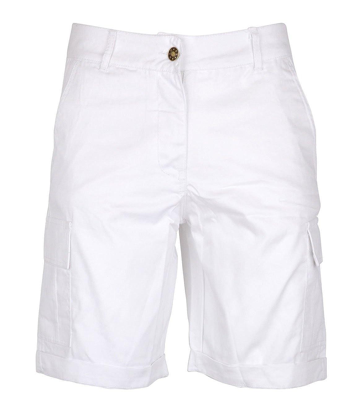 2ff1de43d3 Womens Cotton Combat Shorts Lightweight comfortable material. Colours