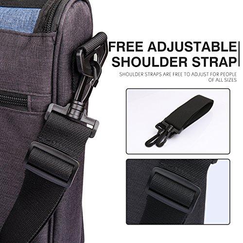 Amazon.com: Nintendo Switch Travel bag, iDudu Portable Protective ...