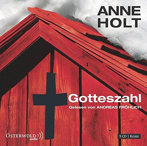 Gotteszahl: Gekürzte Lesung (5 CDs)