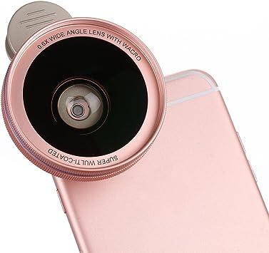 Shin ingup Kit de Teléfono Lente de Cámara 0.6 x Super Amplio ...