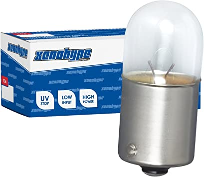 10x R10w Xenohype Premium Ba15s 12 V 10 Watt Kugellampe Auto