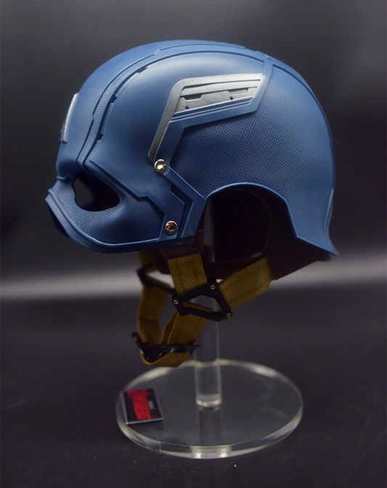 Gmasking 2016 Captain America: Civil War Wearable Cospaly Helmet 1:1 Replica