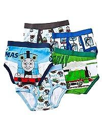 Thomas the Tank Engine Toddler Boys 5 Pack Underwear Briefs