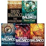 David Baldacci A Camel Club Thriller Collection 5 Books Set
