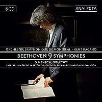 BEETHOVEN 9 symphonies O MENSCH, GIB ACHT! - Entre les Lumières et la Révolution  6CD Set