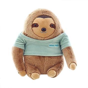 Amazon Com Pausseo Children Kids Cute Lifelike Soft Sloth Stuffed