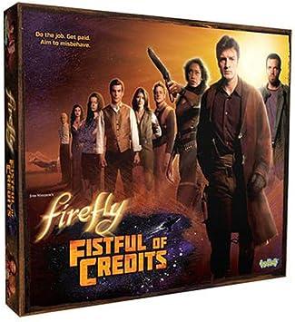 Firefly: Fistful of Credits: Amazon.es: Juguetes y juegos