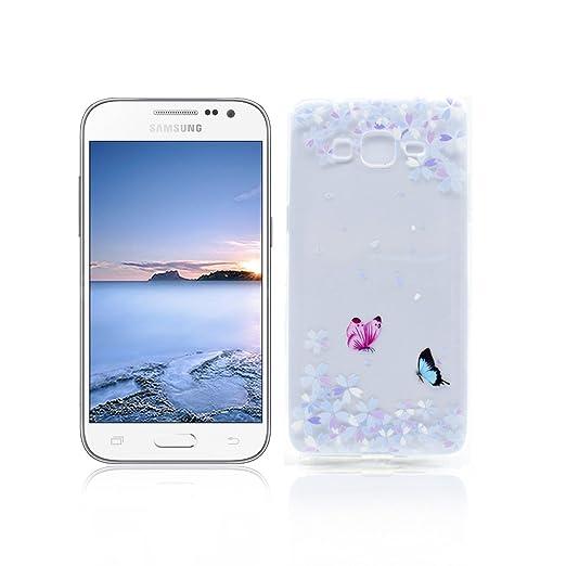 50 opinioni per Cover Samsung Galaxy Core Prime G360 Custodia TPU Silicone OuDu Cover Samsung