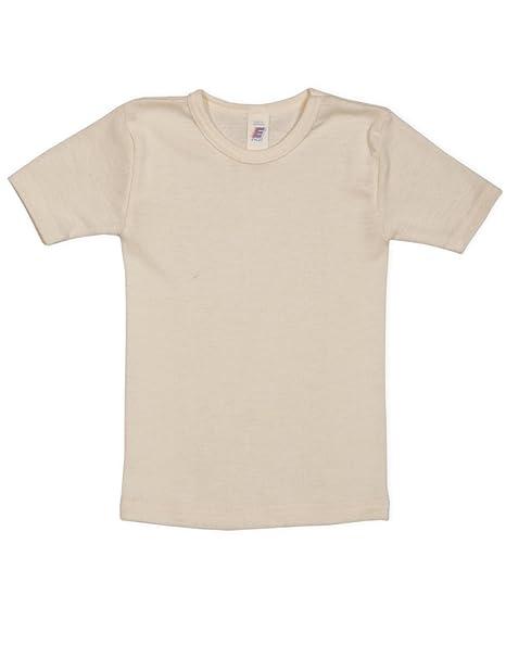Engel Axil Hombre y mujer camiseta manga larga 100/% lana virgen /ángel natural