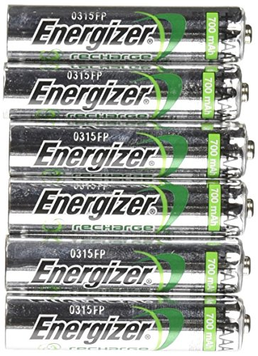Energizer Rechargeable NiMH Battery Batteries