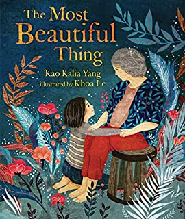 Book Cover: The Most Beautiful Thing