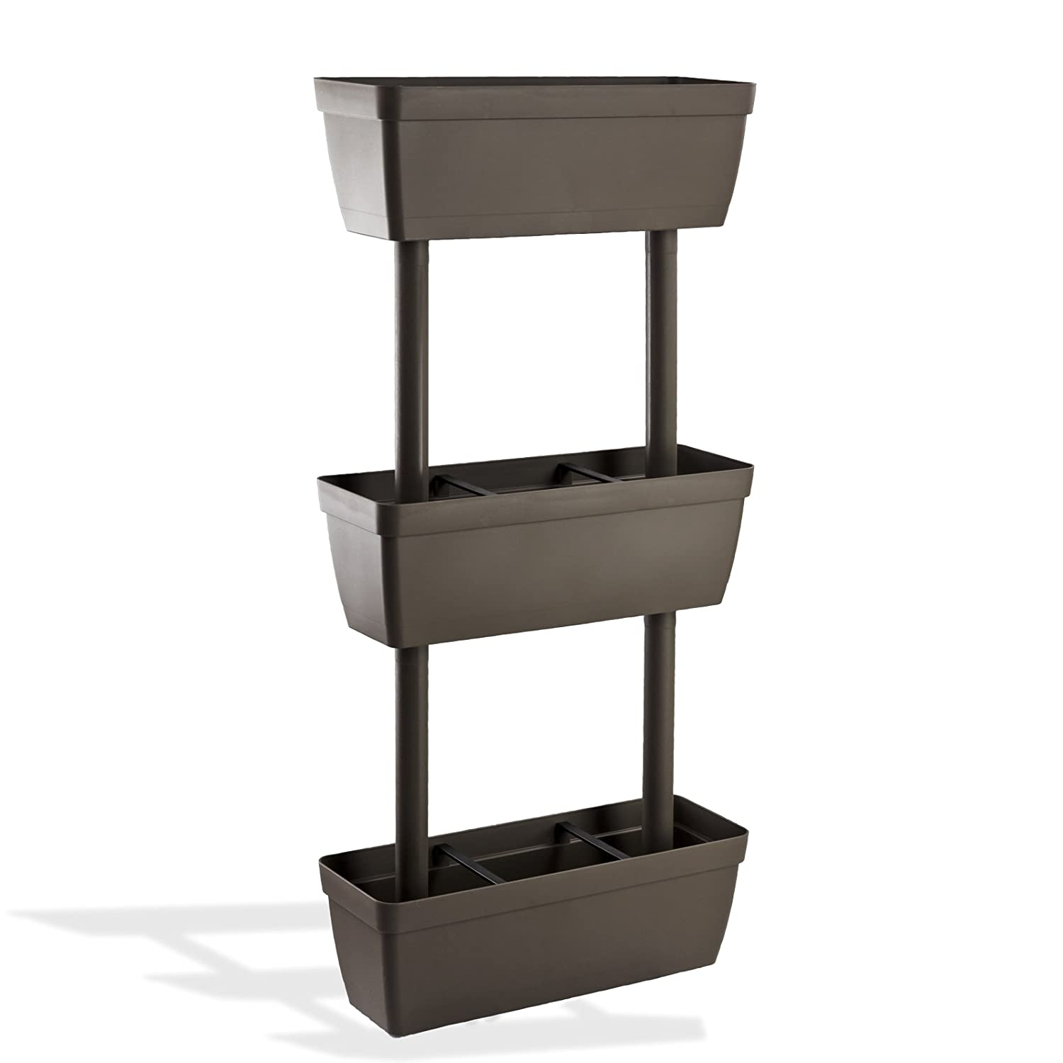 'Planter Box Lolego System 3 Stacking Planters for Art Plast S.R.L.