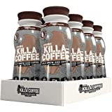 Grenade Killa Coffee Cold Brew Iced Coffee With Protein Bottles, 8 X 250ml