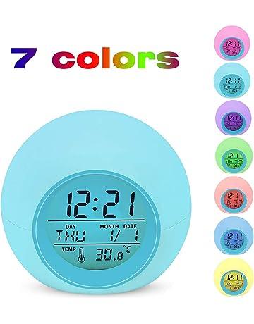 Relojes y despertadores para el hogar | Amazon.es