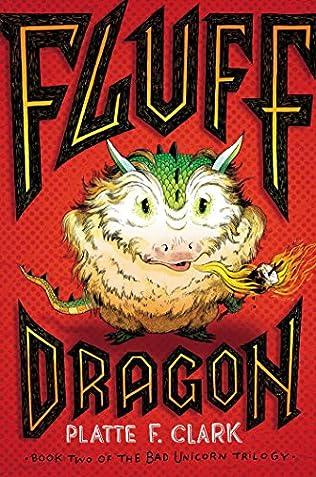 book cover of Fluff Dragon