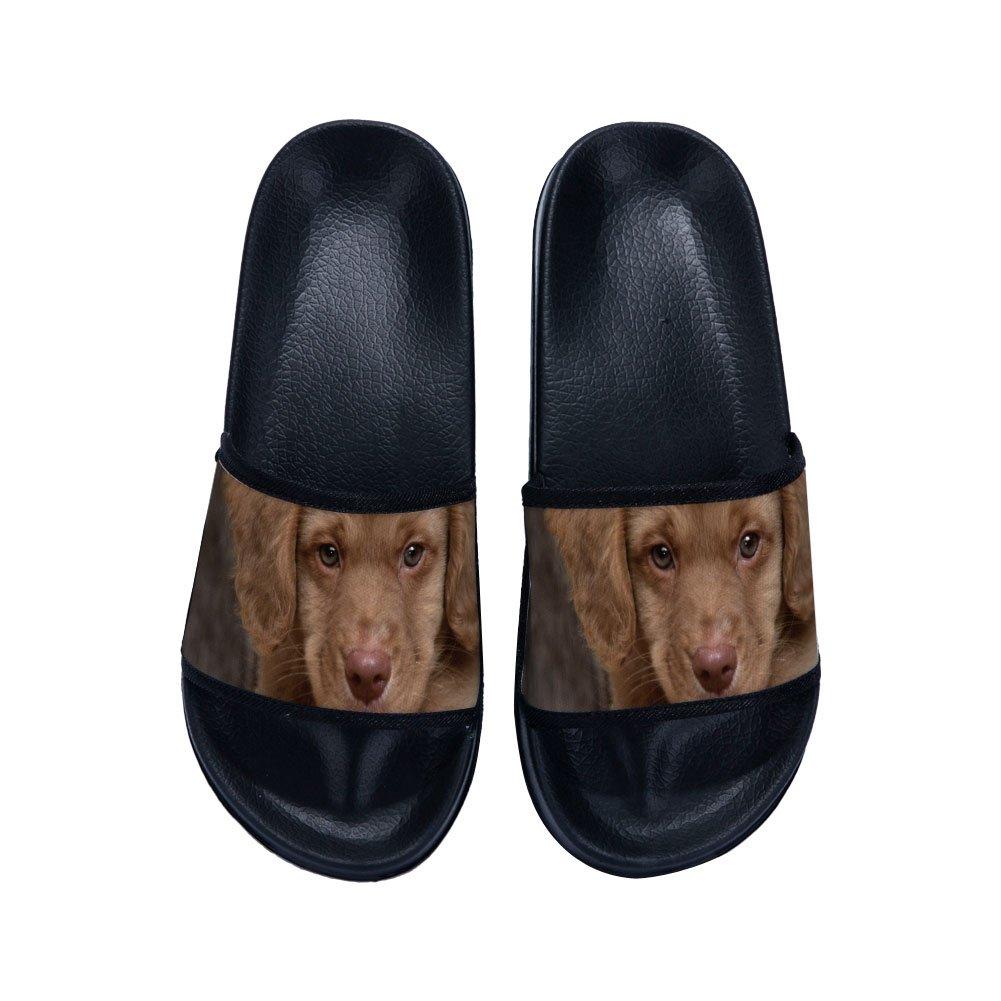 Boys Girls Slide Sandals Anti-Slip Stylish Beach Sandals Shower Shoes(Little Kid/Big Kid)