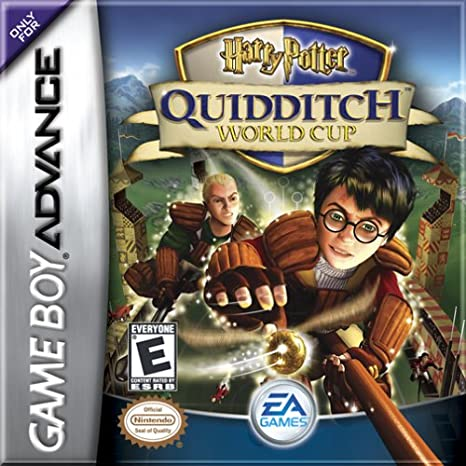 HARRY POTTER, QUIDDITCH WORLD CUP ADVANCE / JUEGO SOLO CARTUCHO ...