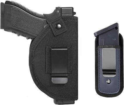 M/&P Shield 9//40 Magazine Carrier single mag holder IWB inside the wasitband