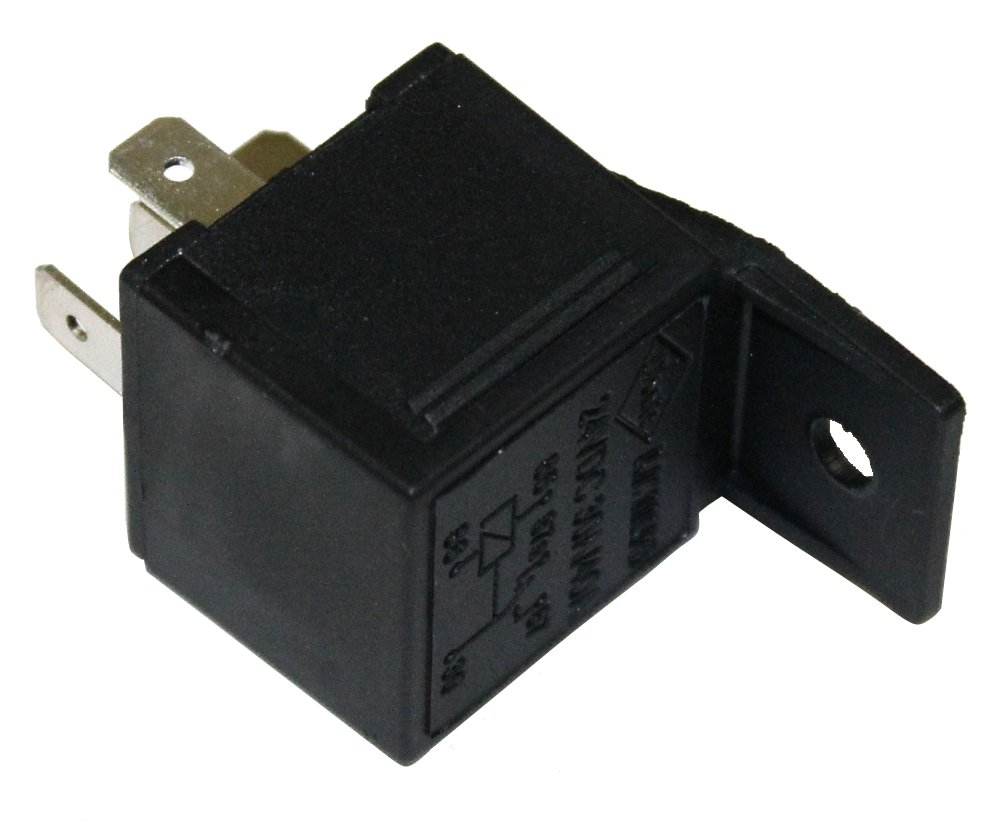 AERZETIX Relay 24V 5 Way 30 Pin/40A for semi-trailer lorry 3800946238089