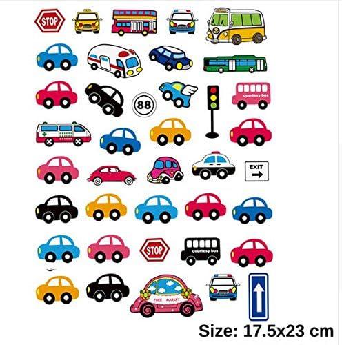 Pegatina transfer parche termoadhesivo coches autobuses para bodys ...