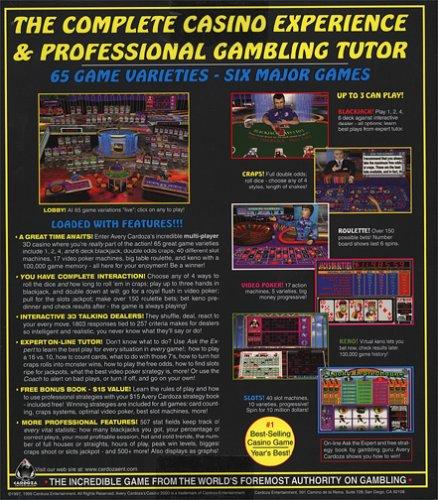 Avery cardoza s casino ho-chunk casino