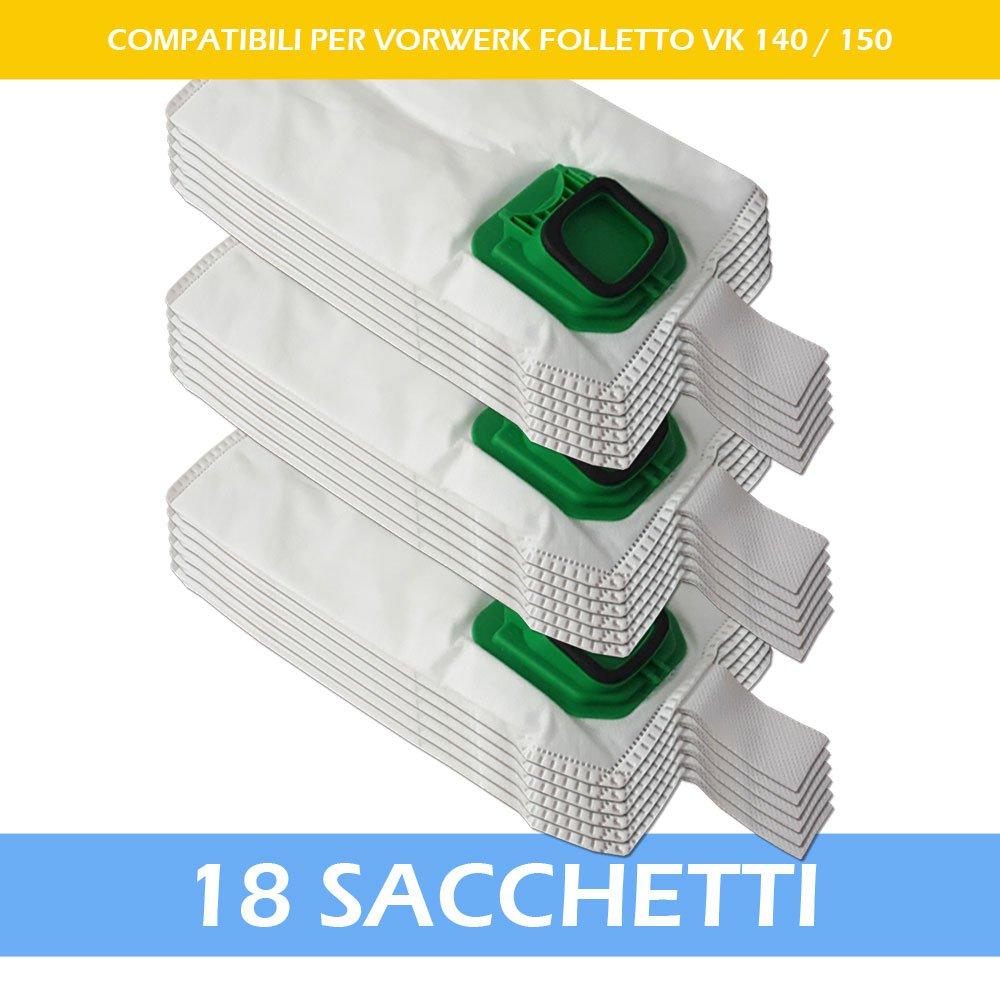 20 Sacchetto per aspirapolvere PHILIPS TCX 400 al 999 Sacchetti Filtro
