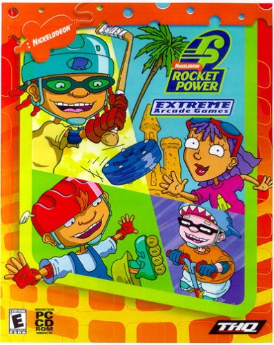 Rocket Power: Extreme Arcade Games - PC