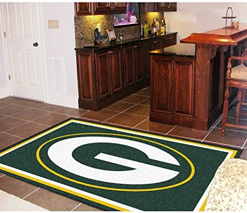 Fanmats NFL – Green Bay Packers 5 x 8 Rug