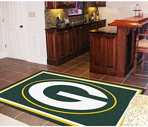 Fanmats Green Bay Packers 5×8 Rug