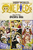 One Piece (3-in-1 Edition), Vol. 24: 70-72