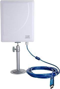 Tarjeta de red inalámbrica de largo alcance TUOSHI N4000