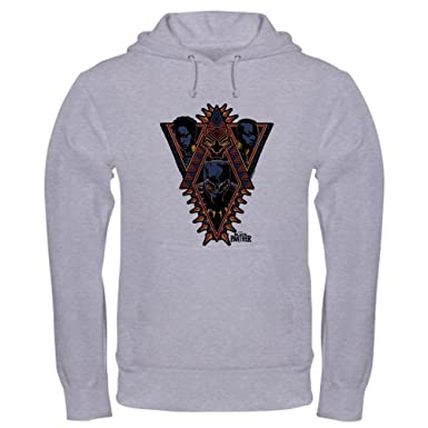 bef980f2 Amazon.com: CafePress Black Panther Pullover Hoodie, Hooded ...
