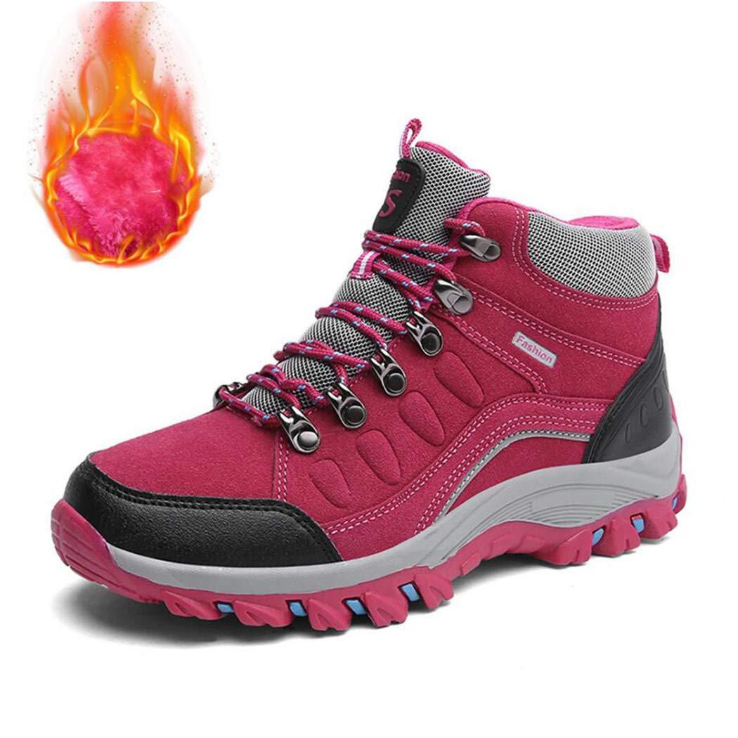 XxoSchuhe Das Wasserdichte leichte Breathable Lederne niedrige Oberteil der Männer, Das Plus SAMT wandert, um warme Schuh-Turnschuhe zu behalten