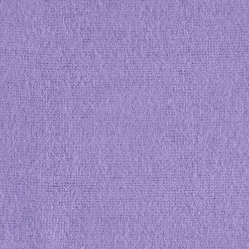 A.E. Nathan 108in Flannel Lavender Fabric By The (Lavender Flannel)