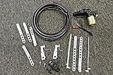 NEW 1970 to 1974 Cuda & Challenger Windshield Washer Pump & Hose Kit