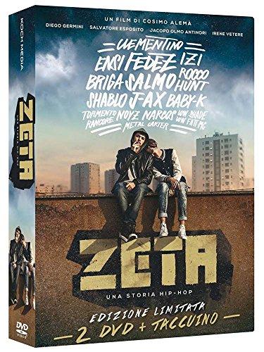 Zeta (Ltd) (2 Dvd+Notebook) [Import italien]
