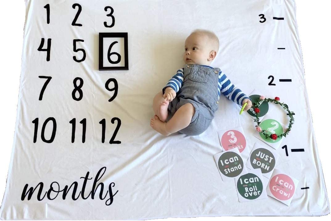 """Special Baby ~ Birth to 12 Month ~ Baby Boy Picture Frame ~ 9/"""" x 11/"""""""