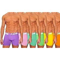 AQS Men's Boxer Briefs 6-Pack