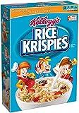 Rice Krispies Kellogg's Rice Krispies Cereal, 12 oz
